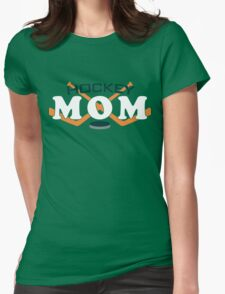 san jose sharks hockey mom T-Shirt