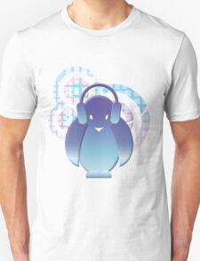PENGUIN WITH HEADPHONE II T-Shirt