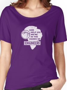 Hands of Engineers Women's Relaxed Fit T-Shirt
