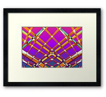 Adventure Chroma Framed Print