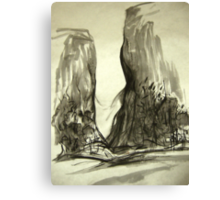 gap #9 Canvas Print