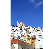 Syros two Photographic Print