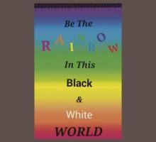 Be A Rainbow Baby Tee