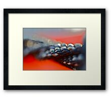 VSOP. ★★★★. Sailing rope  - abstract . Doctor Andrzej Goszcz . Framed Print