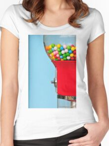 Chicle Women's Fitted Scoop T-Shirt