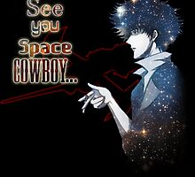 Spike Spiegel Space Cowboy by galacticrad