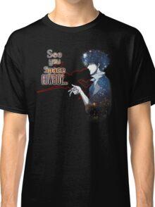 Spike Spiegel Space Cowboy Classic T-Shirt