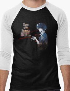 Spike Spiegel Space Cowboy Men's Baseball ¾ T-Shirt