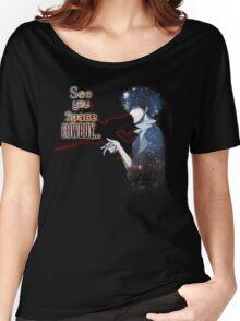 Spike Spiegel Space Cowboy Women's Relaxed Fit T-Shirt