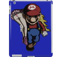 Mario Kidnap iPad Case/Skin