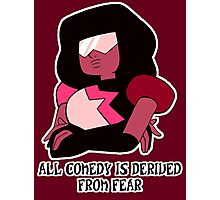 Garnet the Comedian Photographic Print