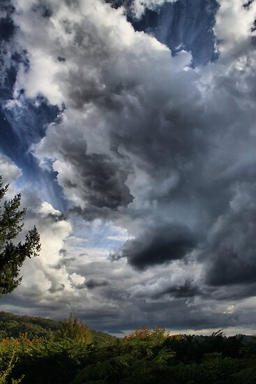 Big sky by Robyn Lakeman