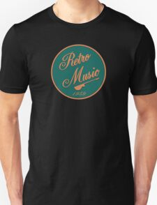 Vintage Retro Music 1959 Sign T-Shirt