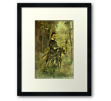 """""""The Little Old Toy Horse ..."""" Framed Print"""