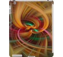 You Spin Me Round iPad Case/Skin