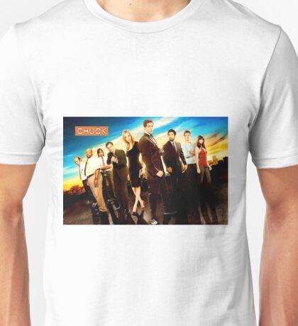 Chuck Cast Unisex T-Shirt