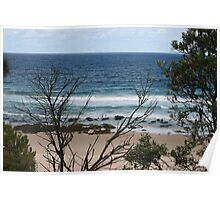 Ocean View, Narooma  Poster