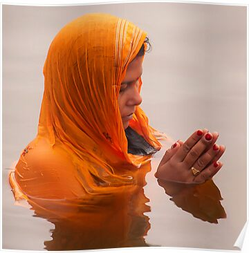Chhath Puja(Worship to Sun) by Mukesh Srivastava