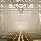 Railway Bridge Rockhampton by Andrew Bodycoat