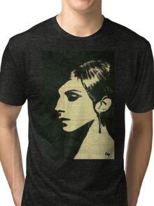 Barbra Streisand. Tri-blend T-Shirt