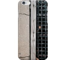 half a grate, one cherry iPhone Case/Skin