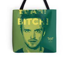 Jesse Pinkman - Yeah! Bitch! Tote Bag