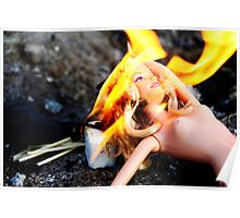 Burn baby burn Poster