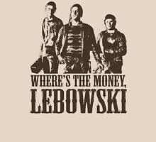 The Big Lebowski Nihilists Where's The Money Lebowski T-Shirt Unisex T-Shirt