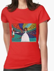 To Have and To Hold Womens Fitted T-Shirt