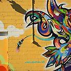 a killer wall by Lynne Prestebak