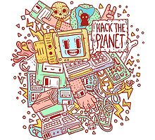 Hack the Planet by fabric8