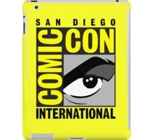 Comic Con San Diego iPad Case/Skin