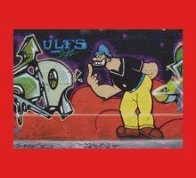 Brutus Graffiti One Piece - Short Sleeve