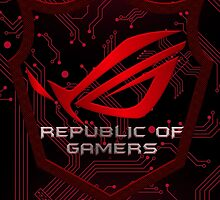 Asus Republic of Gamers by Explicit Designs