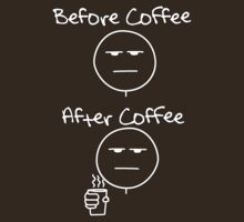 Before & After Coffee by digerati