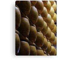 Parmesan cheese Canvas Print