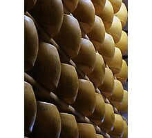 Parmesan cheese Photographic Print