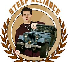 Steep Alliance [Stiles&The Jeep] by thescudders