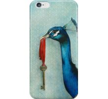 The Key To Success iPhone Case/Skin