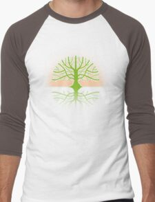 Tree T Men's Baseball ¾ T-Shirt