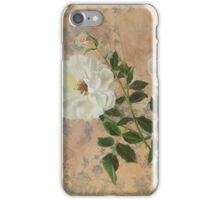 Old Fashioned Rose iPhone Case/Skin