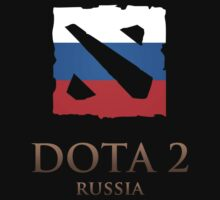 Dota 2 - Russia by radiondev