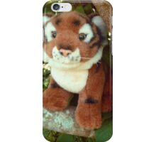 The Happy Tree Tiger's Favorite Tree iPhone Case/Skin