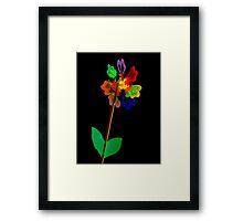 The World Is A Colorful Wonder ~ Part Twenty Framed Print