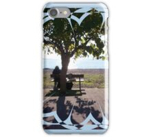 old man and sea iPhone Case/Skin