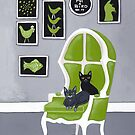 The Cats' Grey Room by Ryan Conners