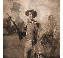 For John Wayne Fans Photographic Print