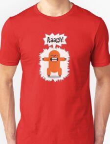Noisy Little Terrors - 'Arrgh!' cartoon character T-shirt T-Shirt