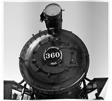 Locomotive 360 Poster