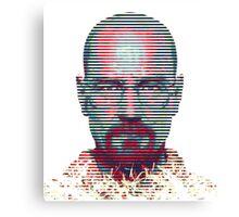 Heisenberg Art Trip Canvas Print